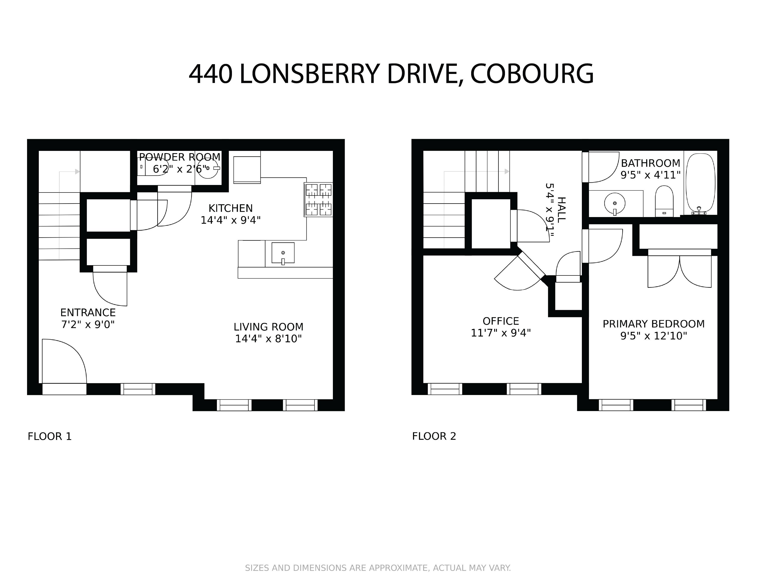 #209 – 440 Lonsberry Drive floorplan
