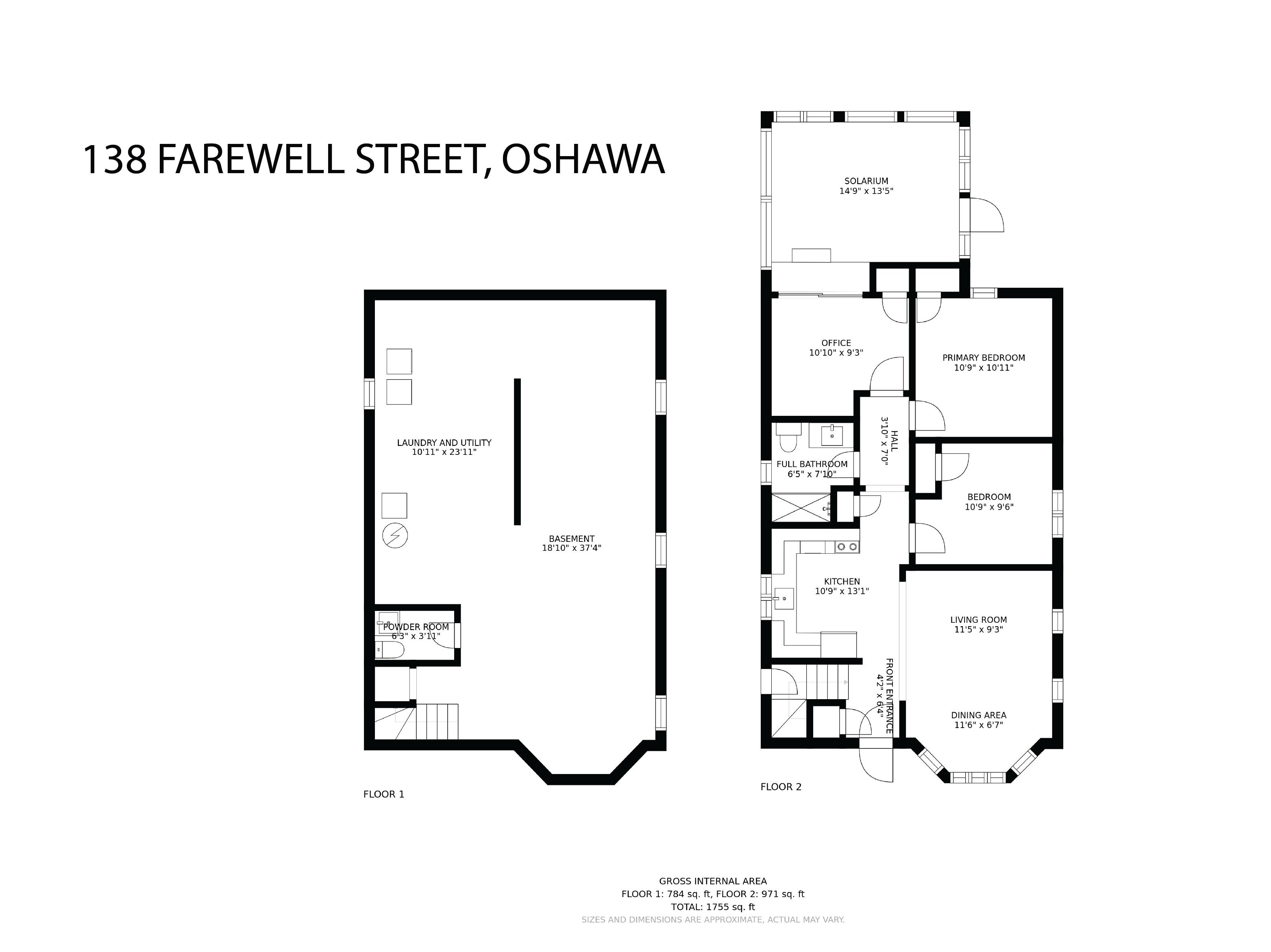 138 Farewell Street floorplan