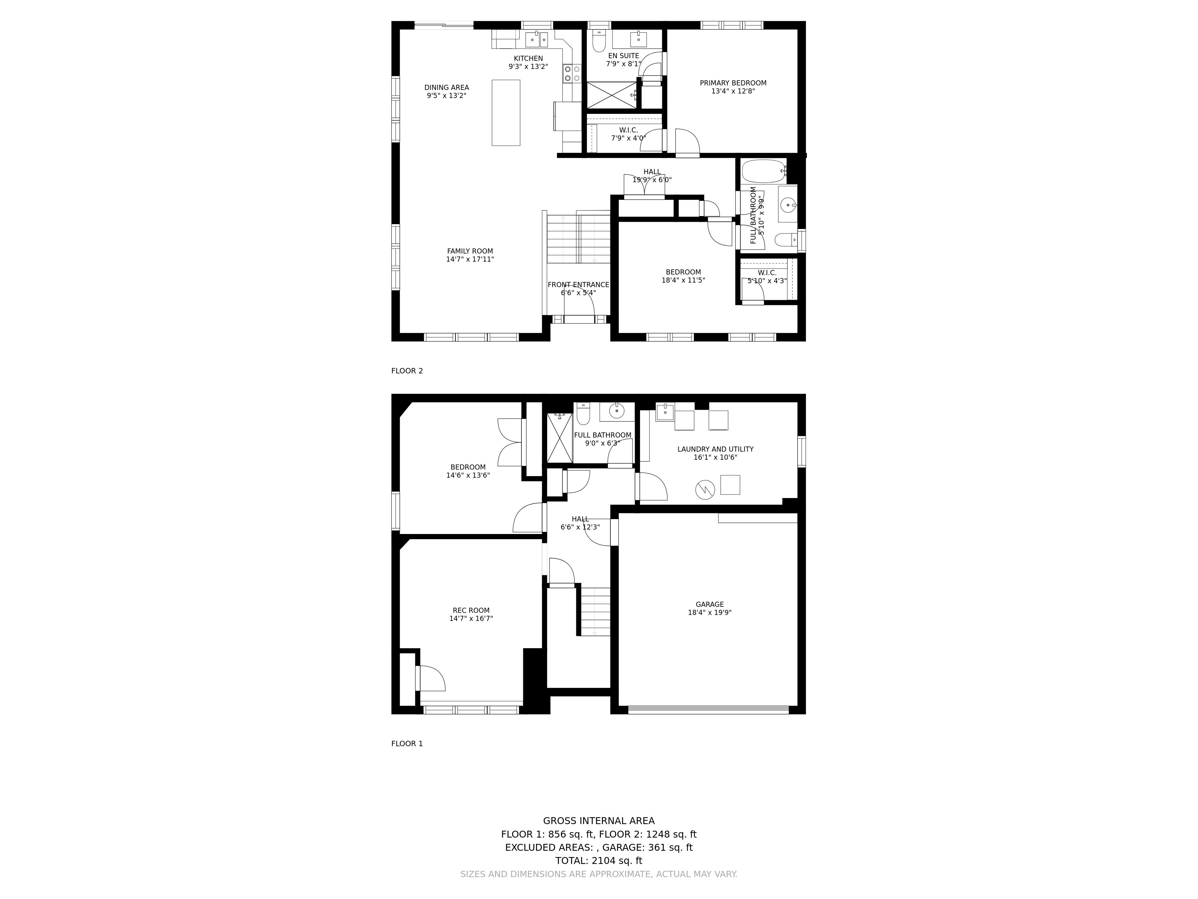 1010 Denton Dr floorplan